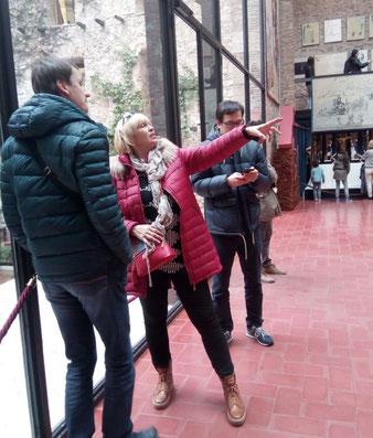 русский гид в Барселоне, экскурсии на русском