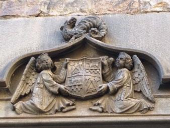 Ангелы Барселоны. Готический квартал