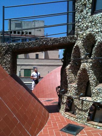 Дворец Гуэля внутри, экскурсии с гидом