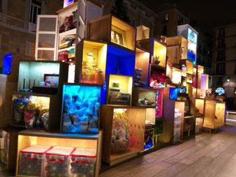 Белен . Рождество в Барселоне