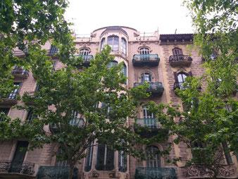 Апрель в Барселоне
