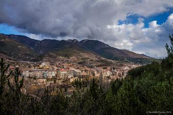 Бага. Каталония. Испания. Долина Бастарены