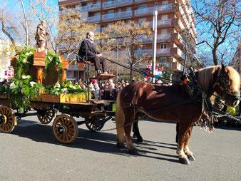 Праздники в Барселоне. Январь