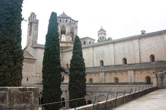 монастырь Поблет, экскурсии из Барселоны