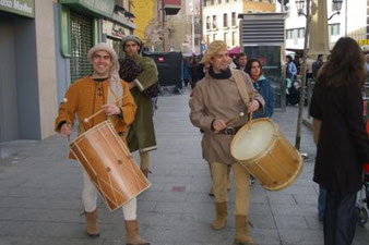 Ярмарка в Вике, гид в Барселоне