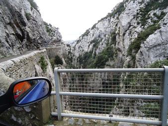дорога в Ренн-Лё-Шато