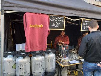 Октябрь 2019. Праздник пива в Барселоне