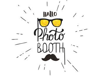 Logo Hallo Photobooth Videobooth