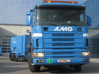 LKW mit Ladekran zu verkaufen