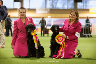 """Flag"" und ""Tian"" the BEST IN SHOW WINNERS <3"