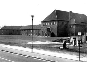 dudweiler, saarbruecken, festhalle, hj-heim,  sporthalle, 1938