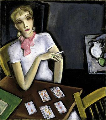 Seltsames Kartenspiel