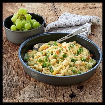 Outdoor Survival Nahrungsmittel Hauptgerichte vegetarisch selbstversorger prepper bushcraft