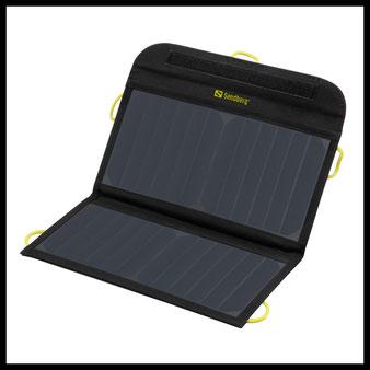 outdoor survival shop Stomversorgung Solarladegerät solar selbstversorger prepper bushcraft