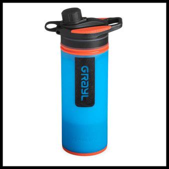 Outdoor Survival Shop Onlineshop Outdoor Survival Wasserfilter GRAYL Prepper Selbstversorger Bushcraft