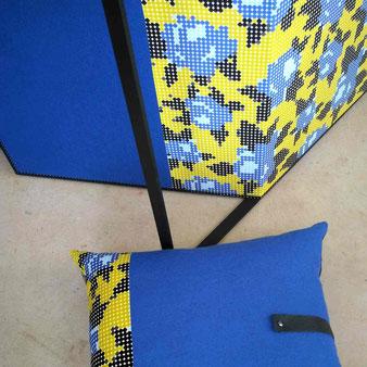Atelier Marlène Vidal - Tapisserie en siège et Design de petit mobilier , Fabriqué en Aveyron