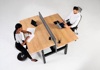 Nowystyl elektrische Tische Bild mit Modells