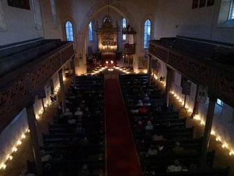 Orgelkonzert am Samstag