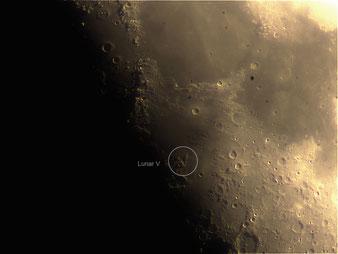 Lunar V, Mond V