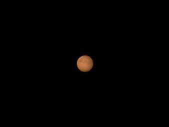 Mars am 13.7.2018