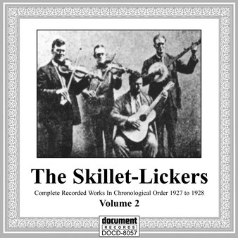 The Skillet Lickers - LP