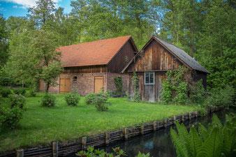 Spreewald Kahnfahrten Wendland Insidertour altes Spreewaldhaus