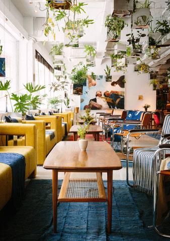 Заказать дизайн ресторана в Москве