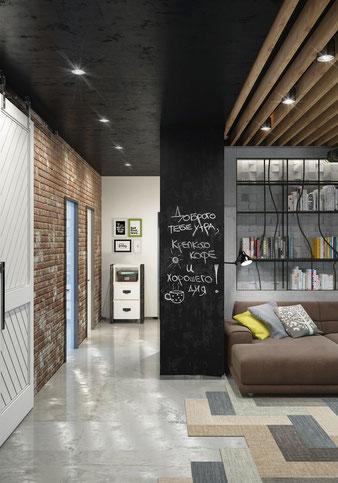 Тренды 2016 в дизайне интерьера