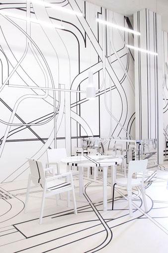 8 Дизайн кондитерских, кафе, ресторанов Москва tur4enko.com