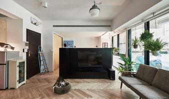 Кашпо в интерьере квартиры
