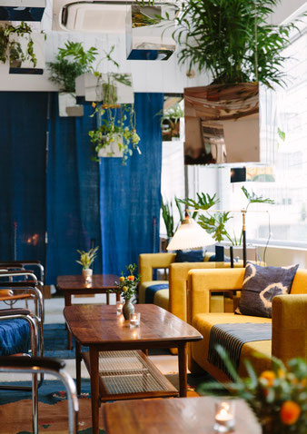 Дизайн ресторанов под ключ Москва