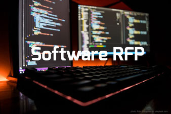 Software Ausschreibung & Software RFP