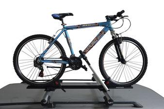 Opel Zafira Tourer ab 2011 Fahrradträger Heckklappe für 2 Fahrräder Heckträger