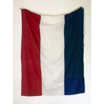 ヴィンテージ オランダ フラッグ 旗 国旗 トリコロール
