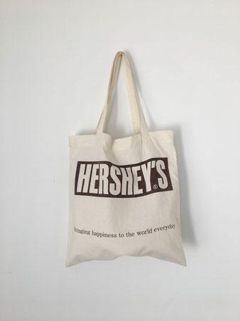"""ユーズドのトートバッグ「ハーシーズ」 Used Tote Bag """"HERSHEY'S"""""""