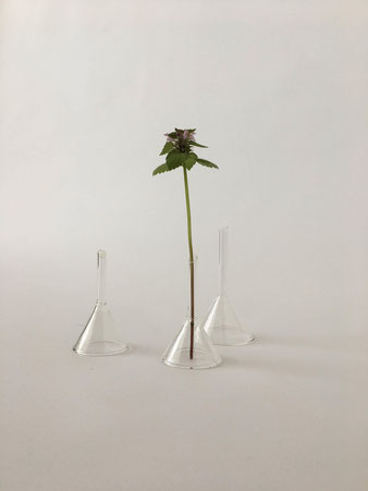 ガラス漏斗 S|Glass Funnel S