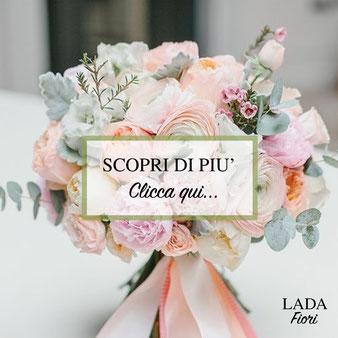Bouquet da sposa - Lada Fiori
