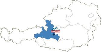 Lageplan Obertauern
