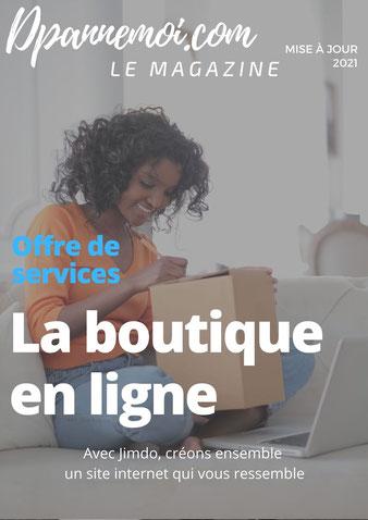 boutique en ligne Webdesigner montpellier