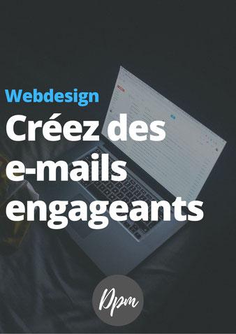 créez des emails engageants