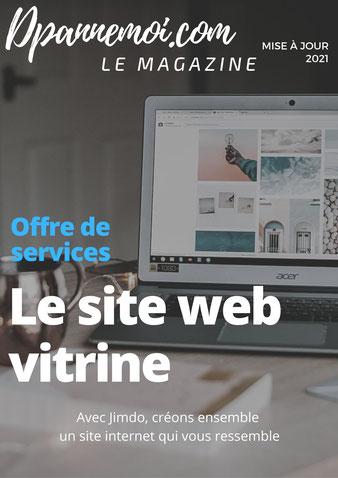 création d'un site web vitrine montpellier