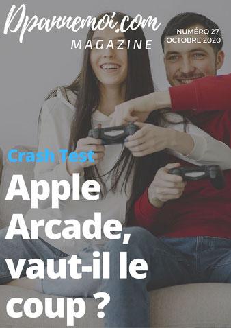 test Apple Arcade