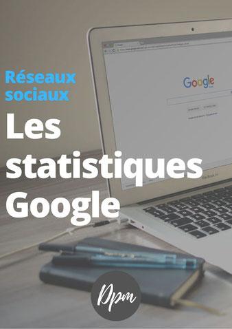 les statistiques Google