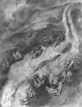Matthias-Wyss-TAGESLICHT-DAYLIGHT-2011–2014-Pencil-On-Paper-22X29-Cm-12