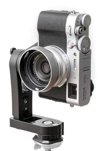 pocketPANO COMPACT Nodalpunktadapter für die Fujifilm X100V