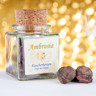 Räucherwerk von Berk - Ambrosia Räucherung