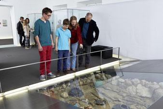 (c) Keltenmuseum Hallein, Hechenberger