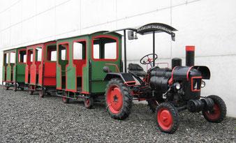 Bummelzug © Museum Tauernbahn