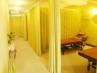 横浜店 ライトグリーンを基調としたこだわりの空間 全5室