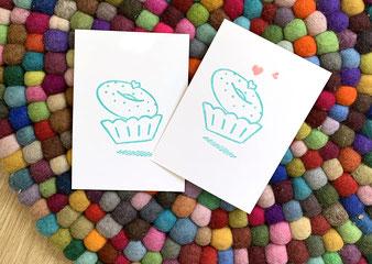 Stempel (Cupcakes & Bagels)